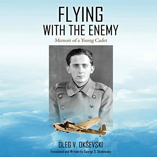 Flying with the Enemy audiobook cover art