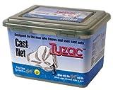 Betts Tackle Ltd. Tyzac Cast Net 4' Mono 3/8' Mesh w/TU Box #M4