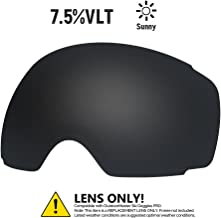 OutdoorMaster Ski Goggles PRO Replacement Lens - 20+ Different Colors