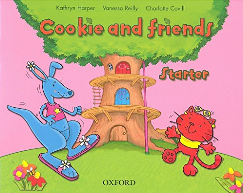 Cookie and Friends - Starter - Student Book