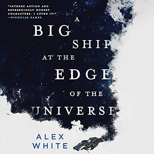 Couverture de A Big Ship at the Edge of the Universe