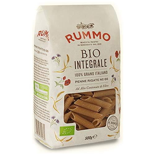 Rummo - Bio - Integral - Penne Rigate nº66 - 500g