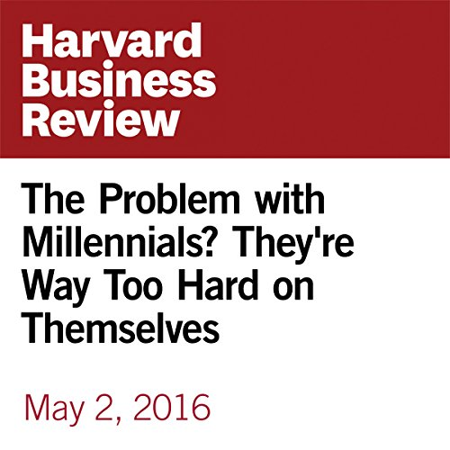 The Problem with Millennials? They're Way Too Hard on Themselves | Emerson Csorba