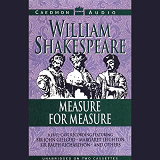 Measure for Measure cover art