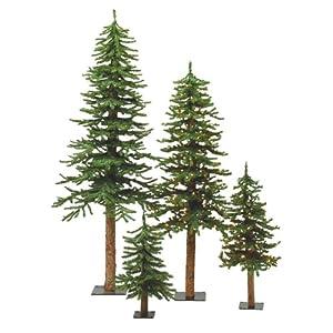 vickerman b807310 christmas trees silk flower arrangements