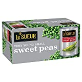 Le Sueur Very Young Small Sweet Peas - 8/ 15 oz. Cans