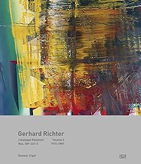 Gerhard Richter: Catalogue Raisonne: Nos. 389-651-2: 1976-1987