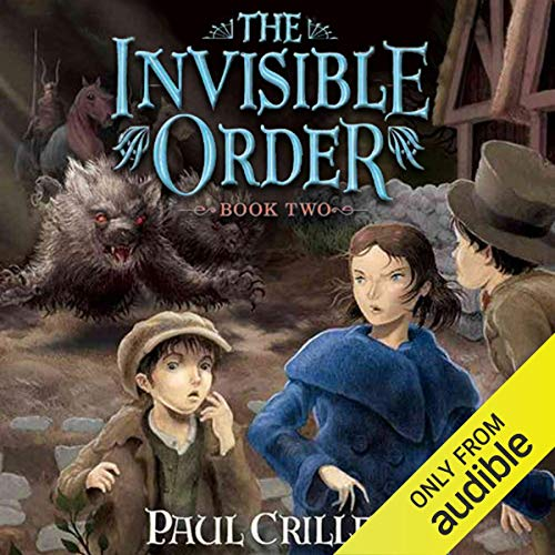 The Invisible Order, Book Two: The Fire King cover art