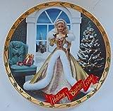 Enesco Vacances Barbie 1994Édition Limitée Plaque