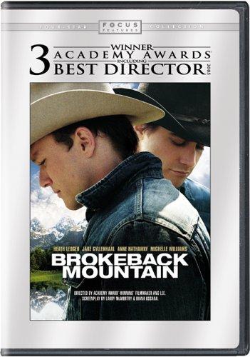 Brokeback Mountain (Full Screen Edition)