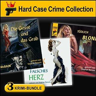Hard Case Crime Bundle: Gosse & Grab, Falsches Herz, Tödlich Blond Titelbild