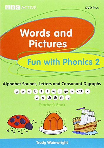 Words and Pictures Fun with Phonics 2 Whiteboard Active Pack (BBC Active Whiteboard Active)