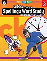 180 Days of Spelling and Word Study for Third Grade: Practice, Assess, Diagnose (180 Days of Practice)