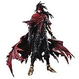 Square Enix Play Arts Kai - Vincent Valentine Figure - Dirge of Kerberos Final Fantasy VII 28cm Playstation 3