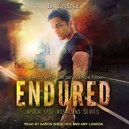 Endured audiobook cover art