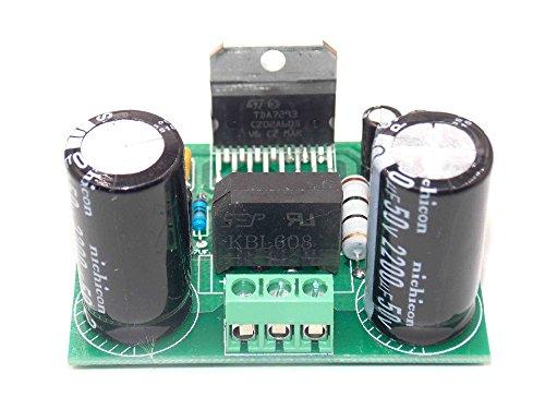 Why Should You Buy Diybigworld TDA7293 XH-M170 single channel power amplifier board 100W super wide ...