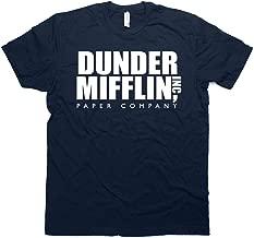 Daft Threads Dunder Mifflin Office T-Shirt & Sticker Unisex