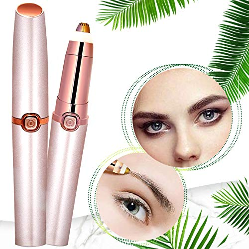 Eyebrow Trimmer for Women Men Eyebrow Hair Remover Electric Painless...