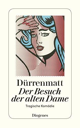 Buchseite und Rezensionen zu 'Der Besuch der alten Dame: Eine tragische Komödie' von Friedrich Dürrenmatt
