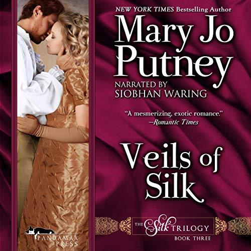 『Veils of Silk』のカバーアート