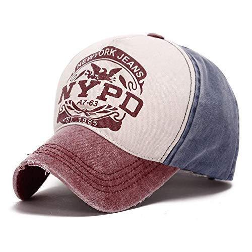 Qidsuf gorra de béisbol gorra de béisbol mujeres Snapback sombreros para hombres camionero gorra hembra macho visera parche 5 panel deporte gorra vintage papá sombrero