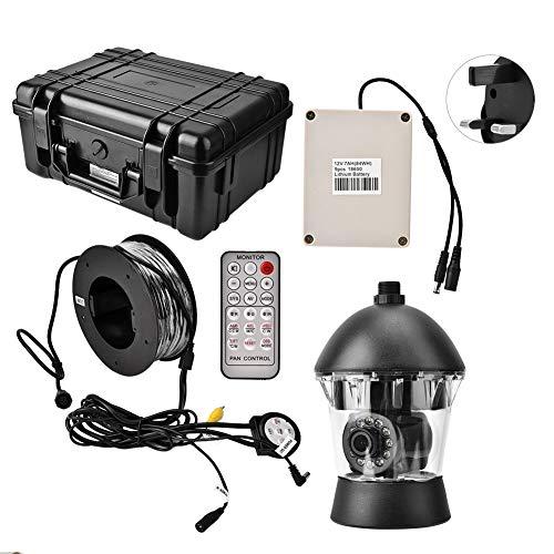 魚群探知機、釣りカメラ ビデオ機能 7インチLCDスクリーン付き HD水中カメラ 防水 20m / 50m / 100m / 200m (200m /アメリカ)