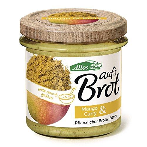 Allos Bio aufs Brot Mango Curry (1 x 140 gr)