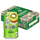 アサヒ 贅沢搾り キウイ 缶 350ml×24�