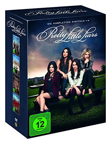 Pretty Little Liars - Staffel 1-4 (Limited Edition) (22 DVDs)