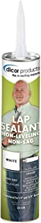 Dicor Non Leveling Non Sag Lap Sealant 551LSW