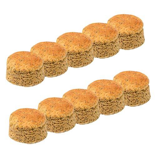 低糖質 スコーン 紅茶 10個 糖質オフ 糖質制限 低糖パン 低糖質パン 糖質 食品 糖質カット 低糖工房 糖質制限におすすめ! 1個あたり糖質:2.7g 低糖質スコーン