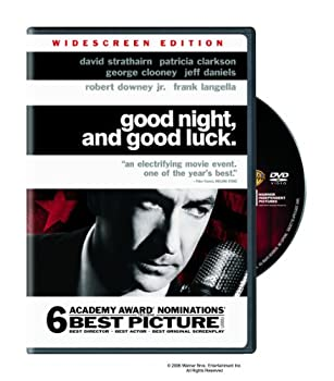 Good Night and Good Luck  Widescreen Edition