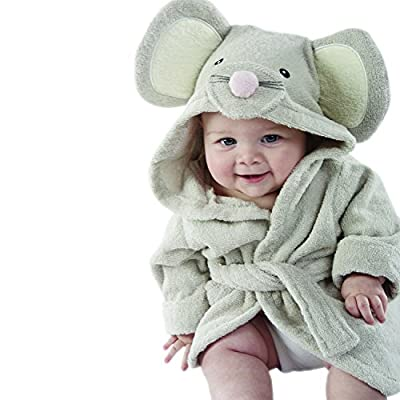 Baby Aspen Cosmo Tot Astronaut Hooded Spa Robe