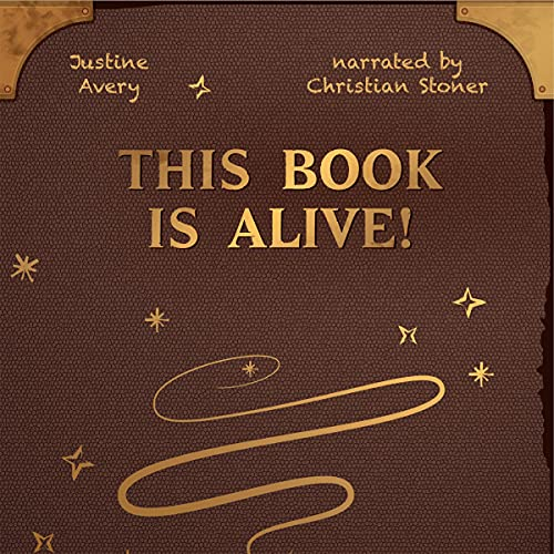 Couverture de This Book Is Alive! (1) (Living Book)