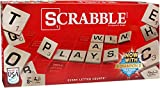Best Board Games For Teens - Hasbro New Classic Scrabble Game Review