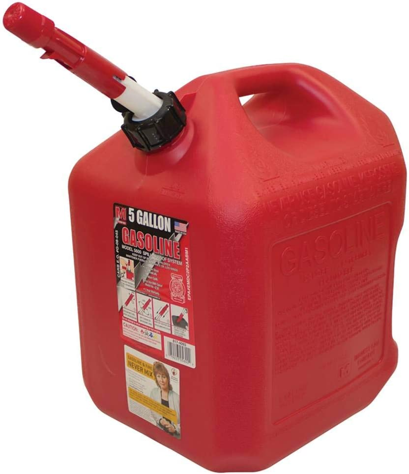 Midwest Can Limited Quality inspection time trial price MWC5600 5 Shutoff Gasoline Gallon Auto