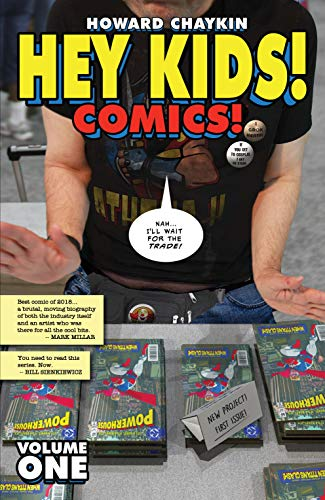 Hey Kids! Comics! Vol. 1 (English Edition) eBook: Chaykin, Howard ...