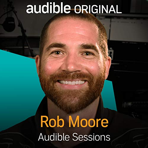 Rob Moore audiobook cover art