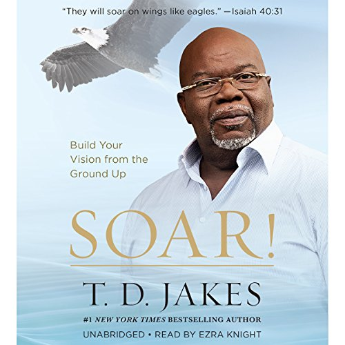 Soar! audiobook cover art