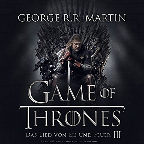 Game of Thrones - Das Lied von Eis und Feuer 3 audiobook cover art