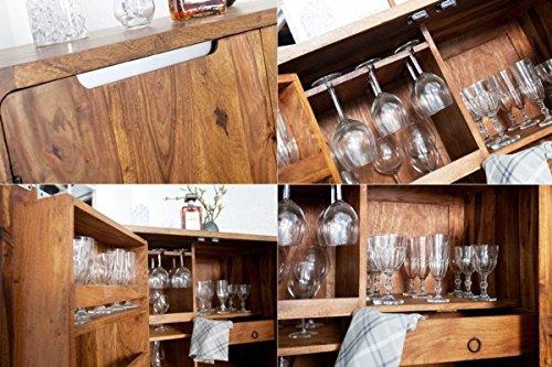 Casa Padrino Bar – Whiskey Schrankbar Antik Stil – Barschrank - 6