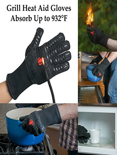 GRILL HEAT AID Extreme Heat Resistant