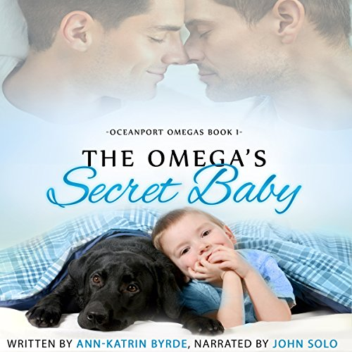 The Omega's Secret Baby cover art