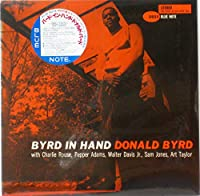 Byrd In Hand / Donald Byrd - ドナルド・バード [12 inch Analog]