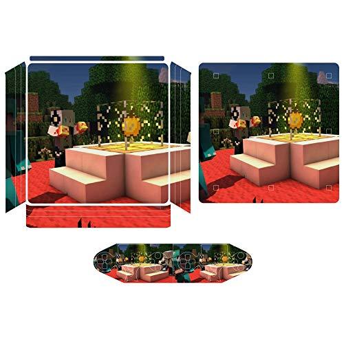 MATTAY - Vinilo adhesivo para consola y mandos de PS4 Playstation 4