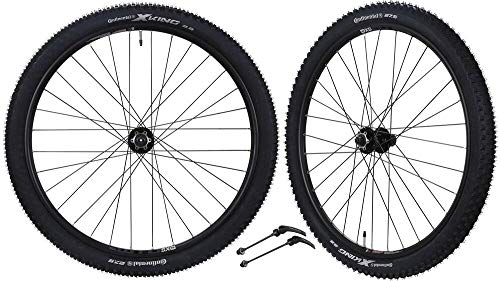 SX19 Mountain Bike, Compatible With CyclingDeal WTB MTB Bicycle Novatec Hubs & Continental X-K.
