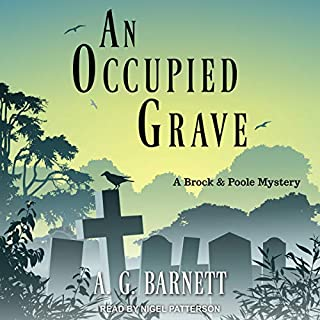 An Occupied Grave cover art