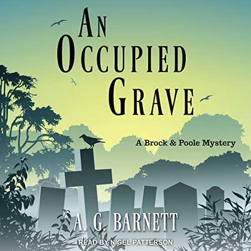 An Occupied Grave audiobook cover art