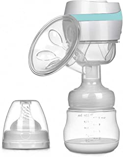 Smart Breastfeeding Pump Ultra-Quiet Milk Pump Portable Nursing Breast Massager Electric Breast Pump 3 Modes 20 Levels Adj...