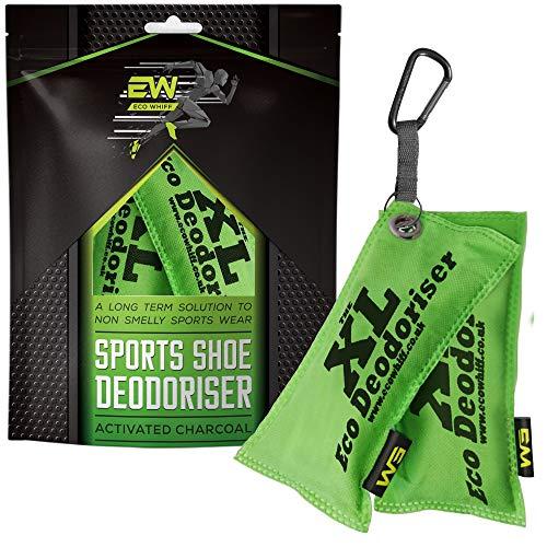 ECO WHIFF Eco Whiff Sports Geruchsentferner ? umweltfreundlich ? sichere Lösung ? perfekte Wahl für Läufer, Boxer, MMA-Kämpfer, Fitnessstudio